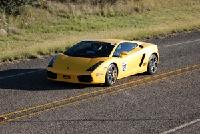 The Yellow Lambo Wins in Fort Stockton Texas